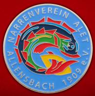 Значок карнавала в Алленсбахе
