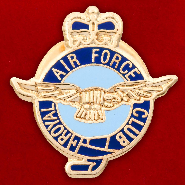 Значок клуба Королевских ВВС