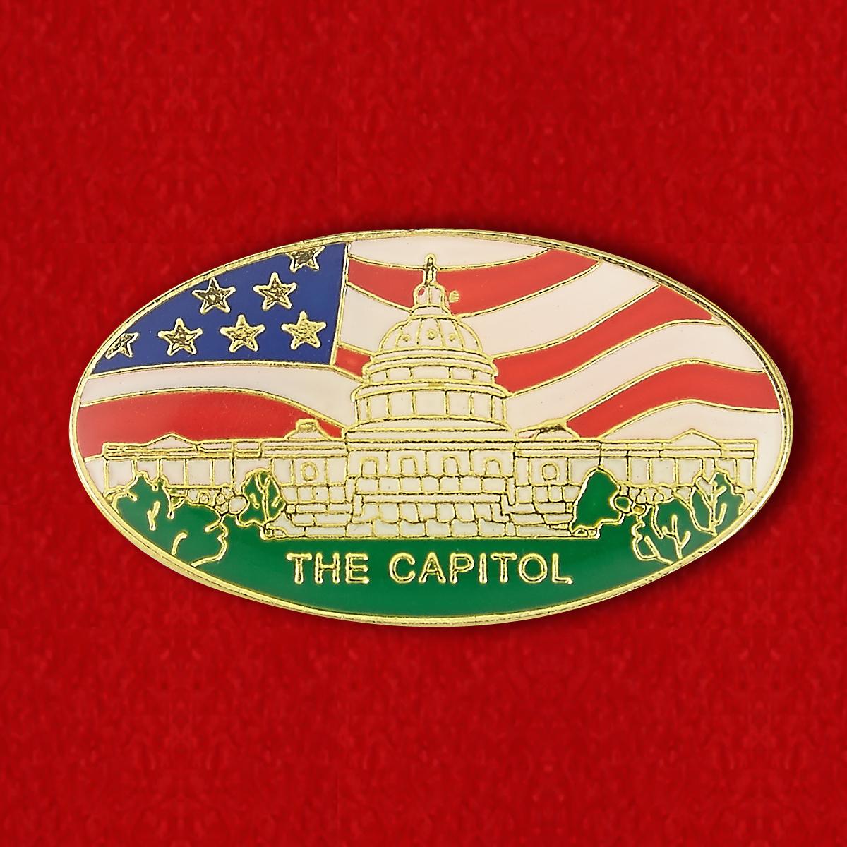 """Значок """"Конгресс США"""""""