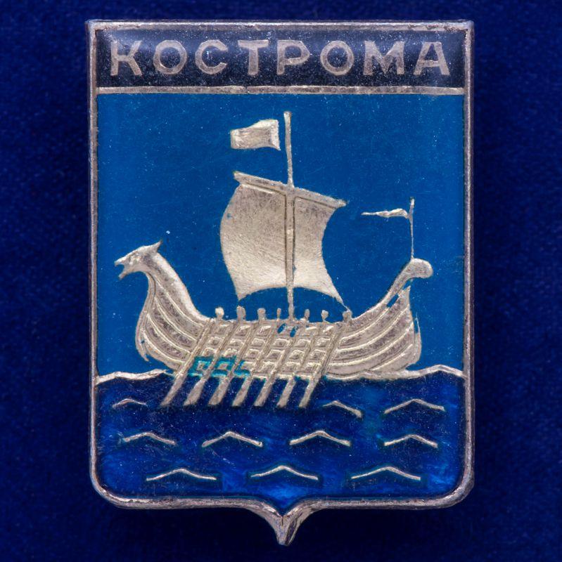 Значок Кострома