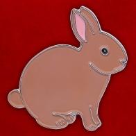 "Значок ""Кролик"""