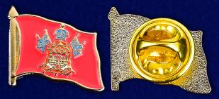 Значок Кубанского казачества-аверс и реверс