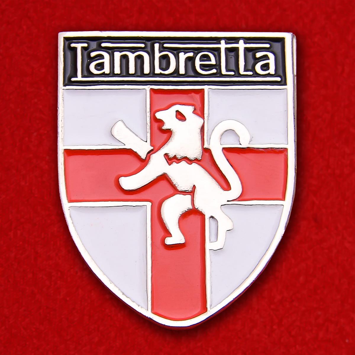 """Значок """"Lambretta"""""""