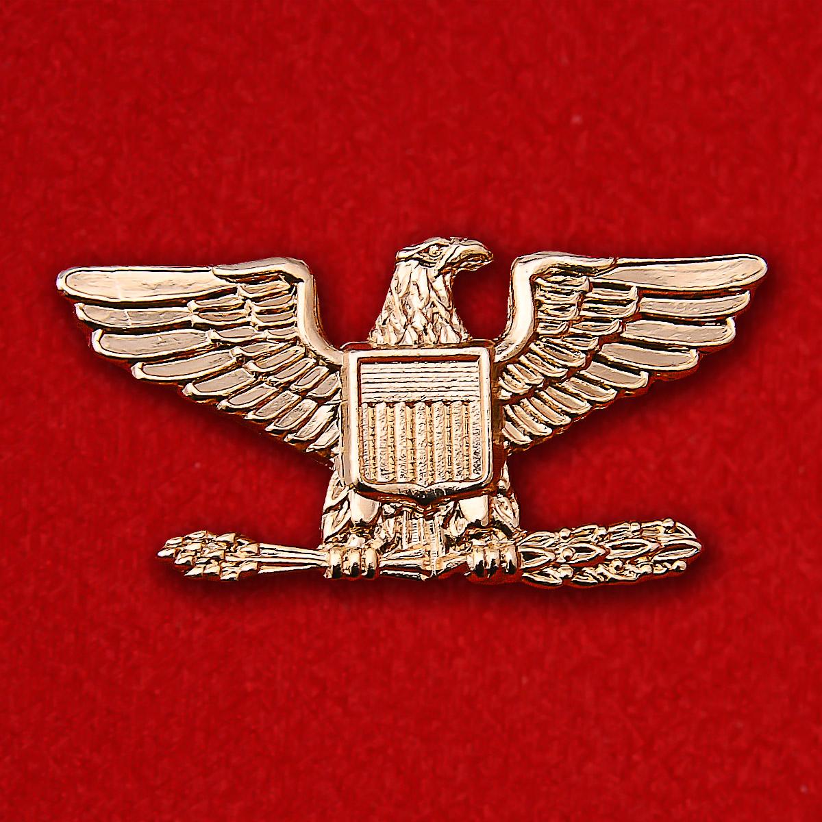 """Значок """"Эмблема Министерства Обороны США"""""""