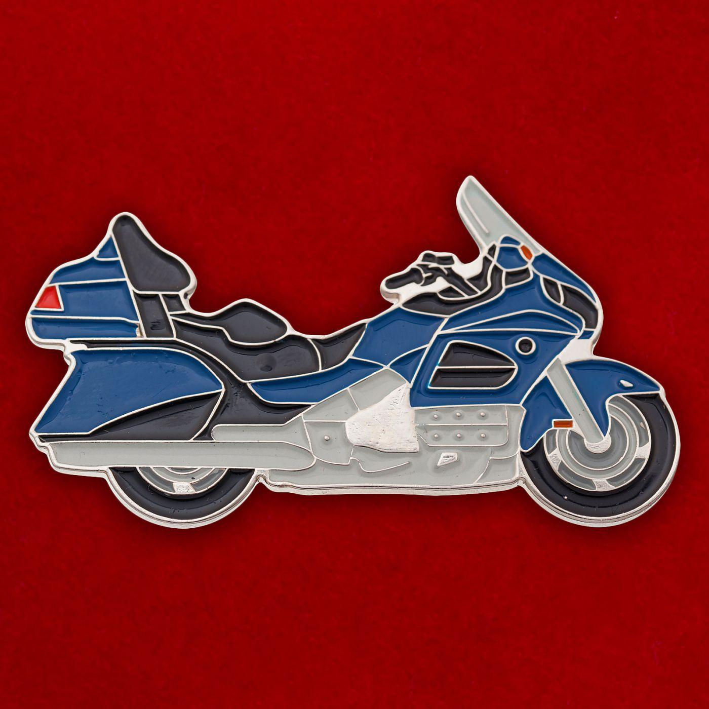 "Значок ""Мотоцикл"""
