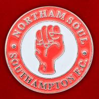 "Значок ""Northern Soul Southampton F.C."""