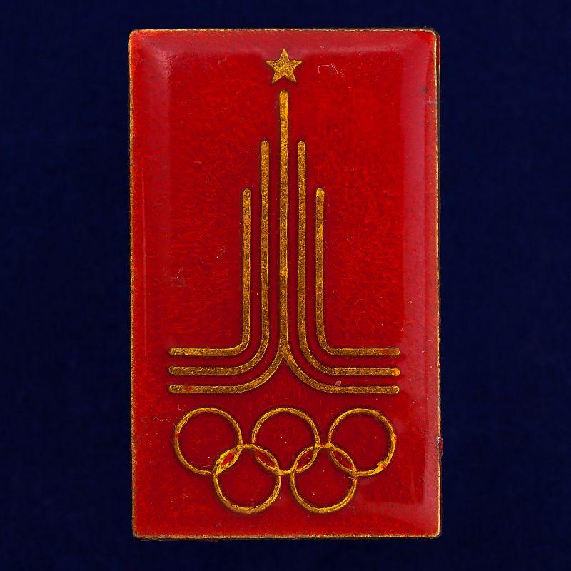 """Значок """"Олимпийский"""""""
