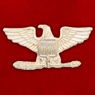 """Значок """"Орел полковника ВС США"""""""