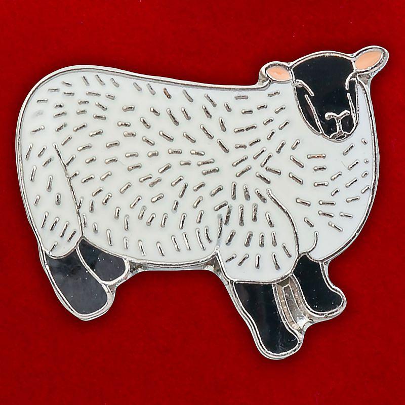 """Значок """"Овца"""""""