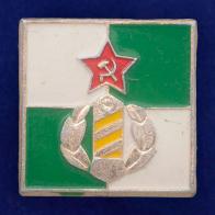 Значок Пограничников СССР