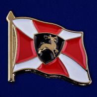 Значок Приволжского Регионального Командования