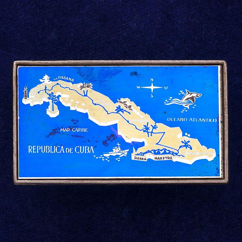 "Значок ""Республика Куба"""