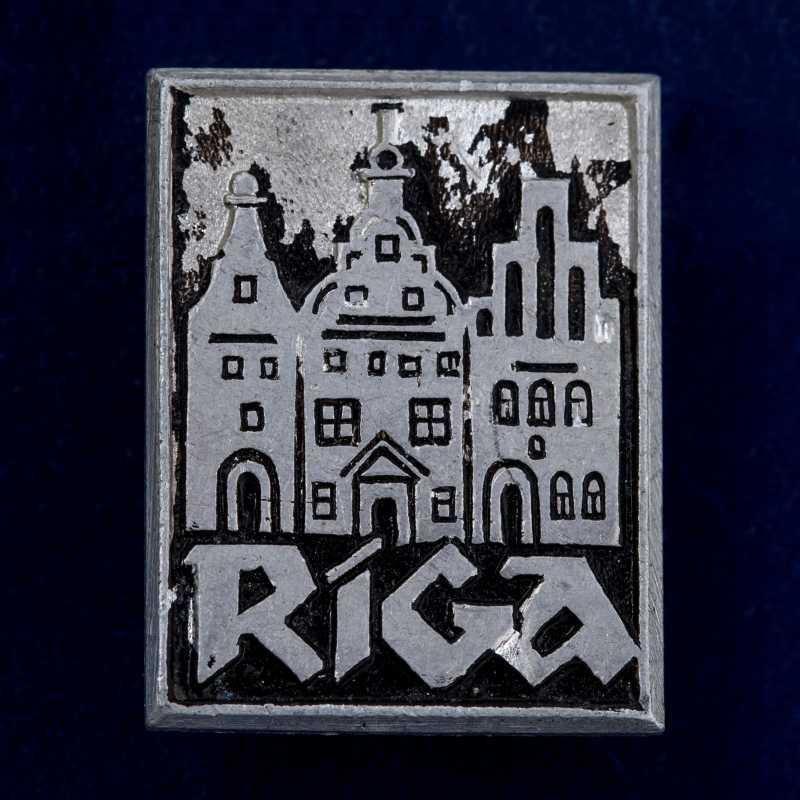 Значок Riga