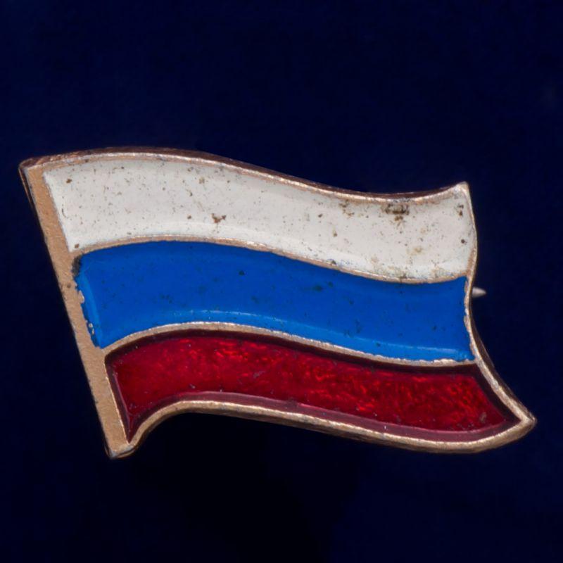 "Значок ""Российский Триколор"""