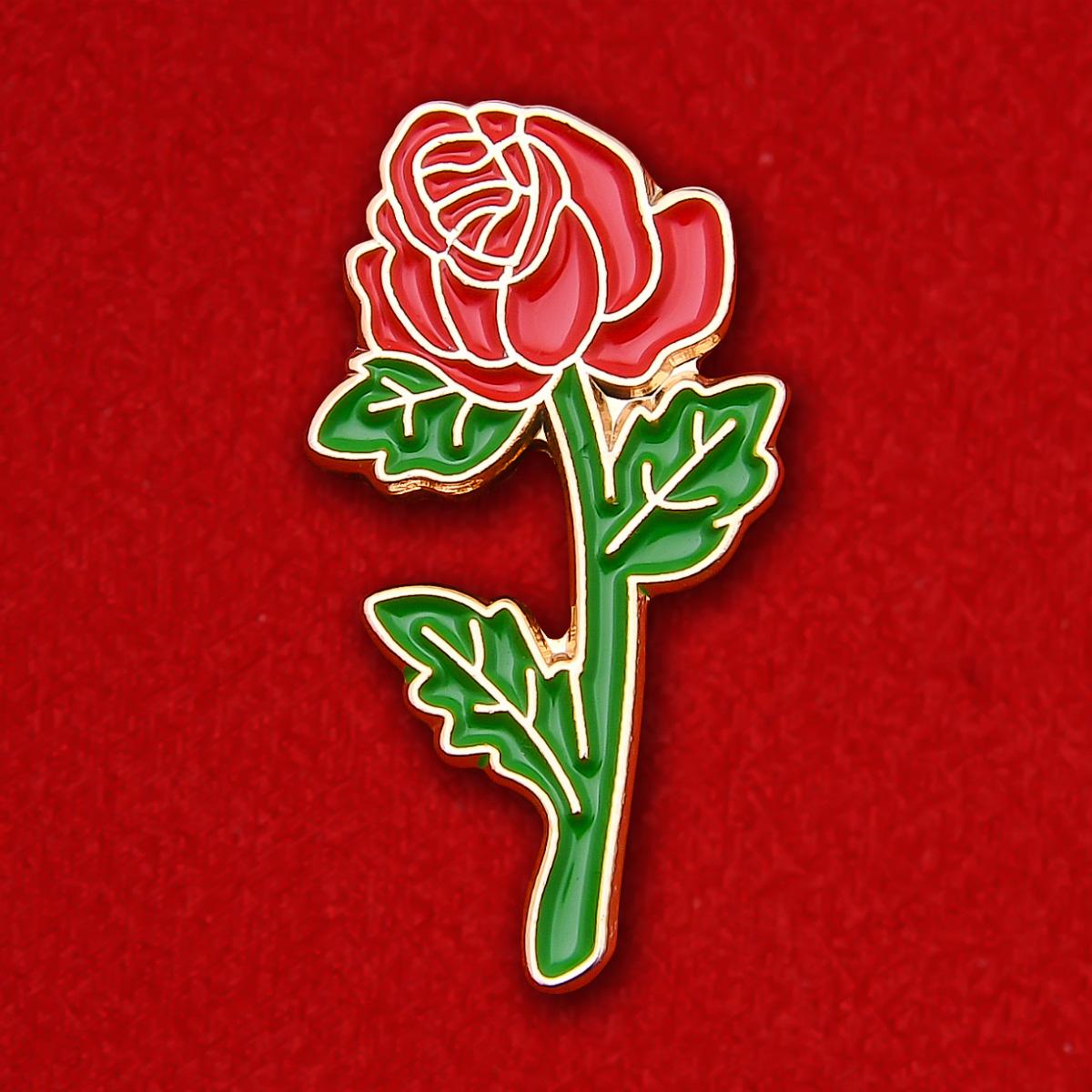 """Значок """"Роза"""""""