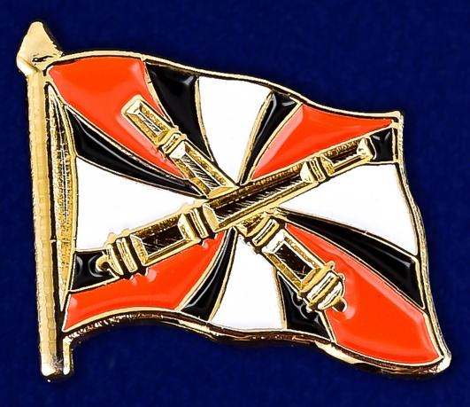 Значок в подарок артиллеристу