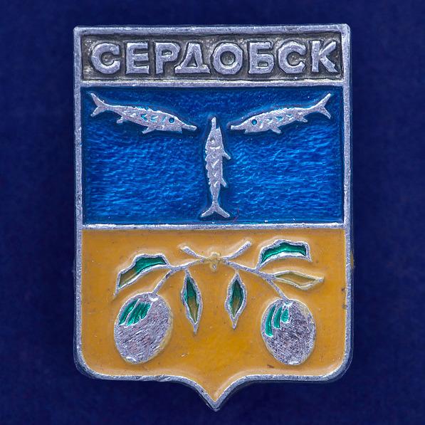 Значок Сердобск