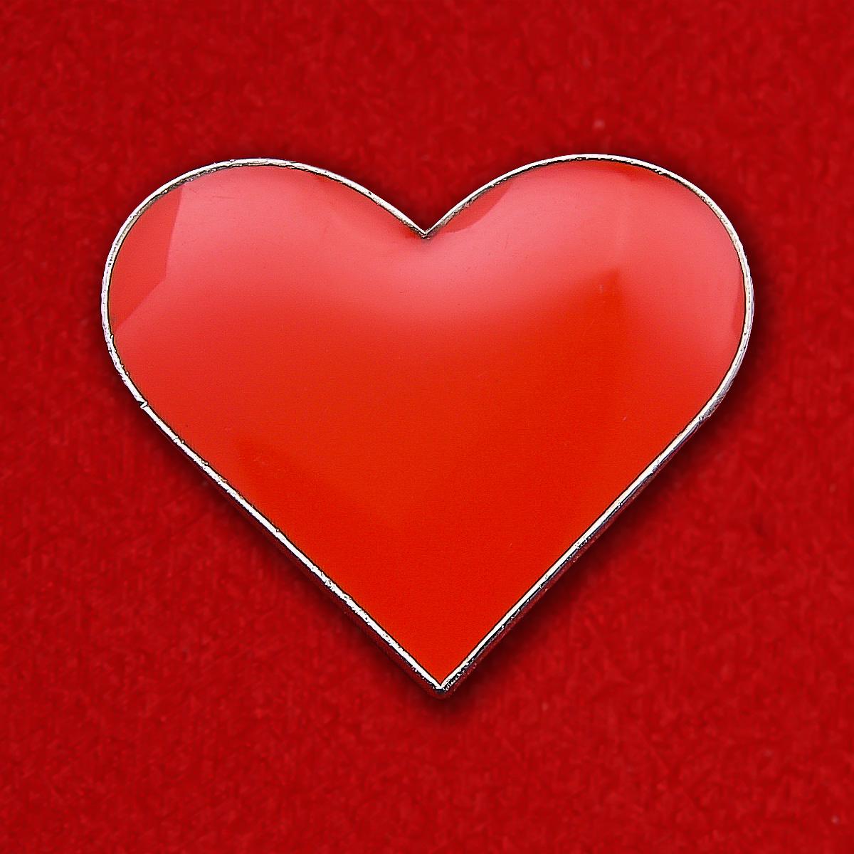 """Значок """"Сердце"""""""