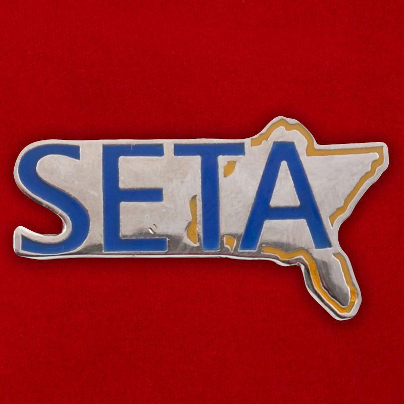 "Значок ""SETA"""
