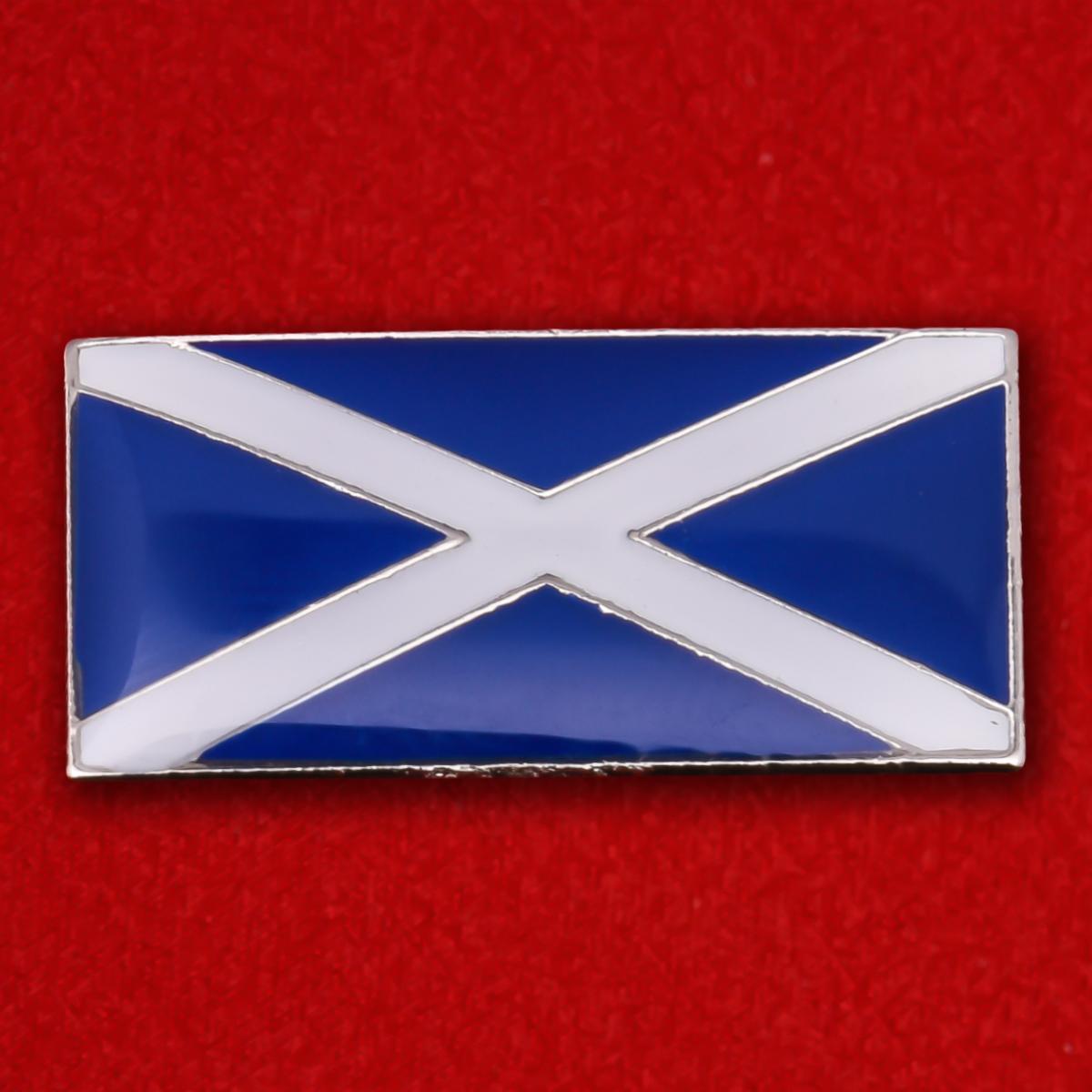 """Значок """"Шотландия"""""""