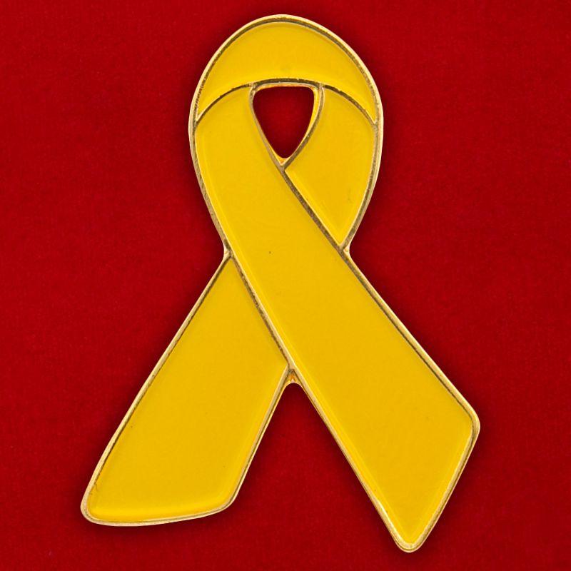 """Значок """"Символ надежды на возвращение пропавших без вести"""""""