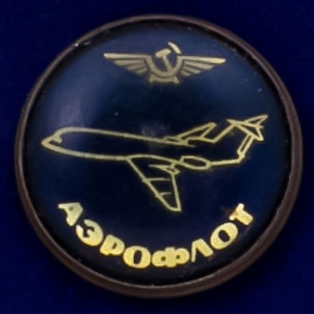 """Значок """"Советская авиация"""""""