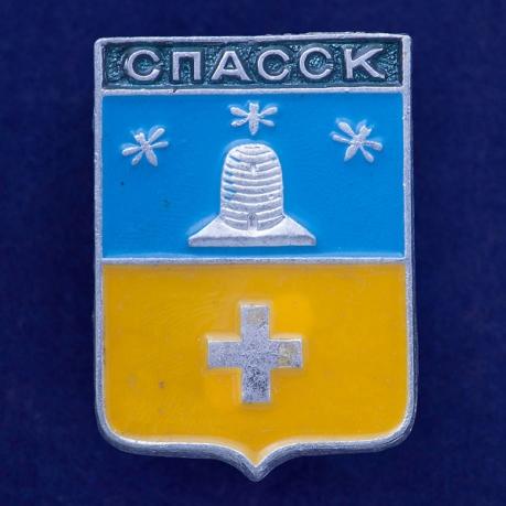 Значок Спасск