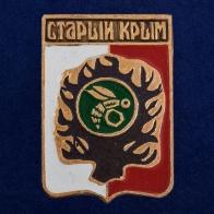 """Значок """"Старый Крым"""""""