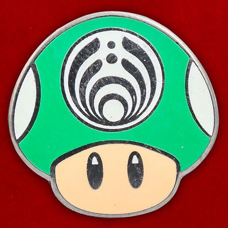 "Значок ""Super Mario Mushroom"""