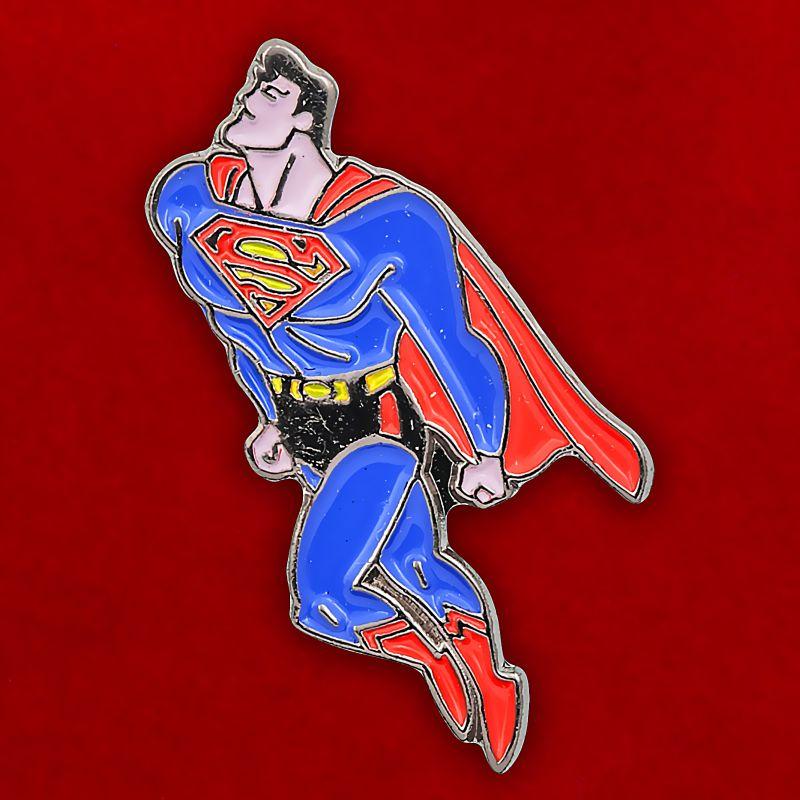 """Значок """"Superman"""""""