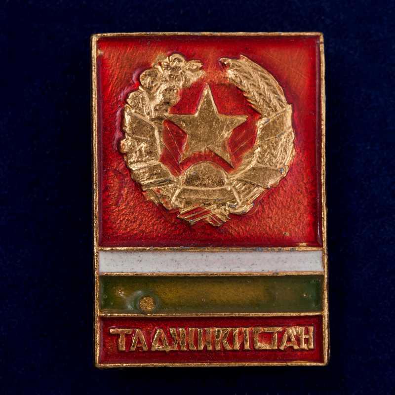 "Купить значок ""Таджикистан"""