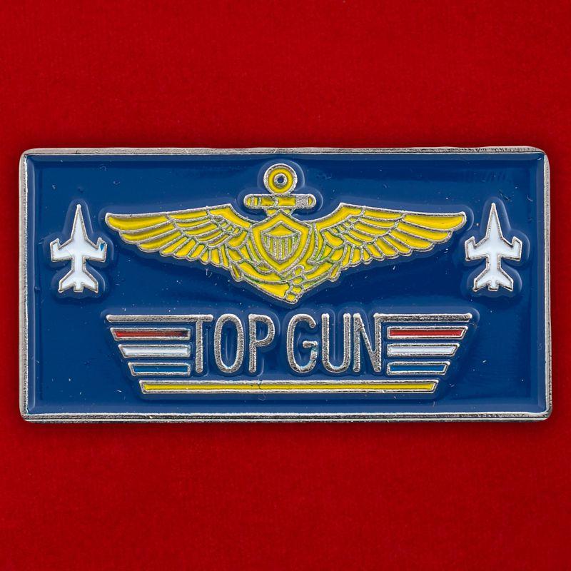 "Значок ""TOP GUN"""