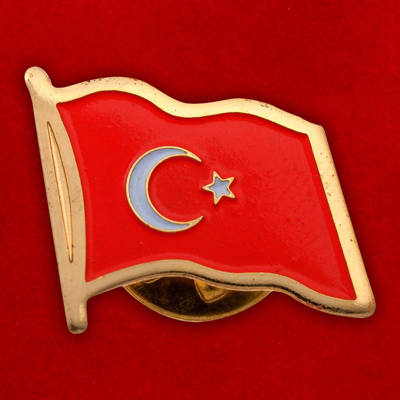 """Значок """"Турция"""""""