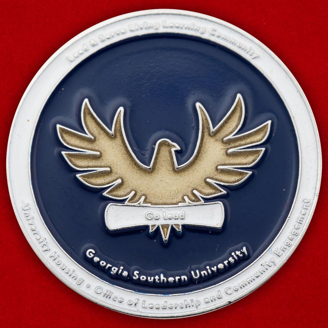 Значок Университета Джорджии