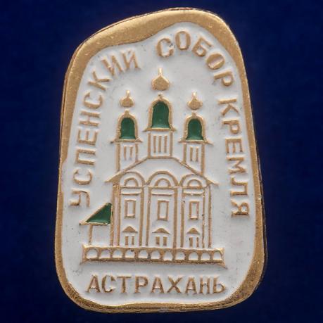 """Значок """"Успенский Собор Кремля"""""""
