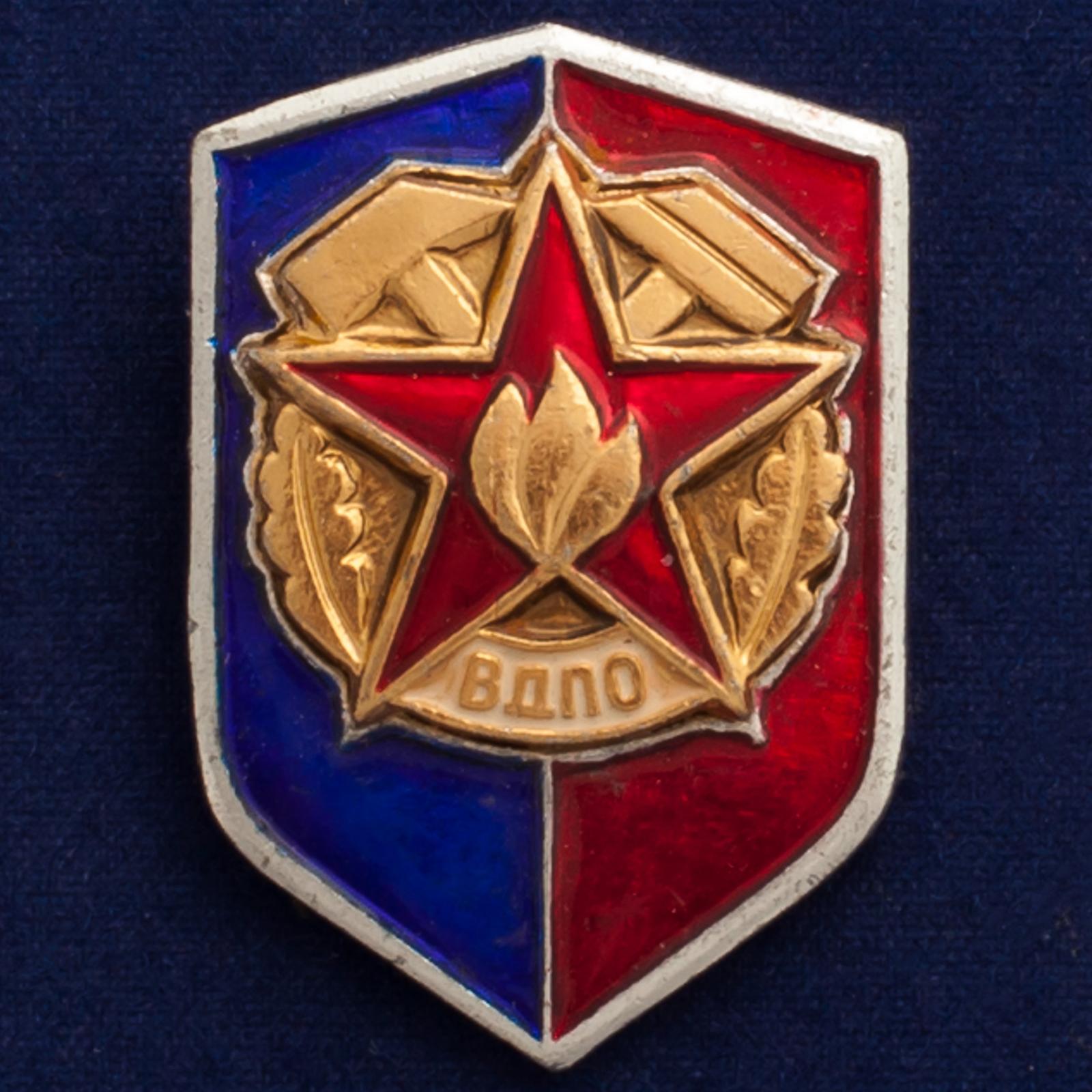 Значок ВДПО СССР