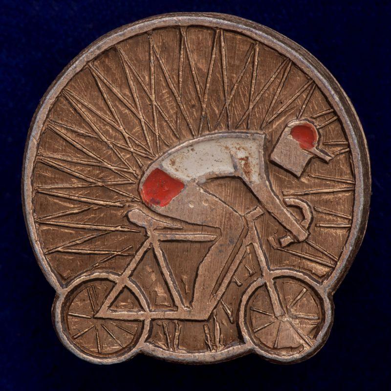 "Значок ""Велоспорт"""