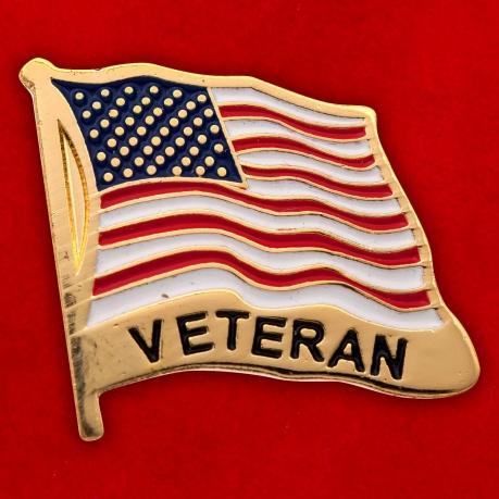 Значок ветеранов ВС США