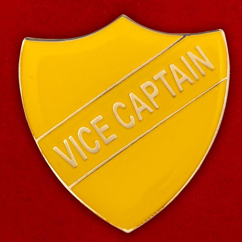 """Значок """"Vice Captain"""""""