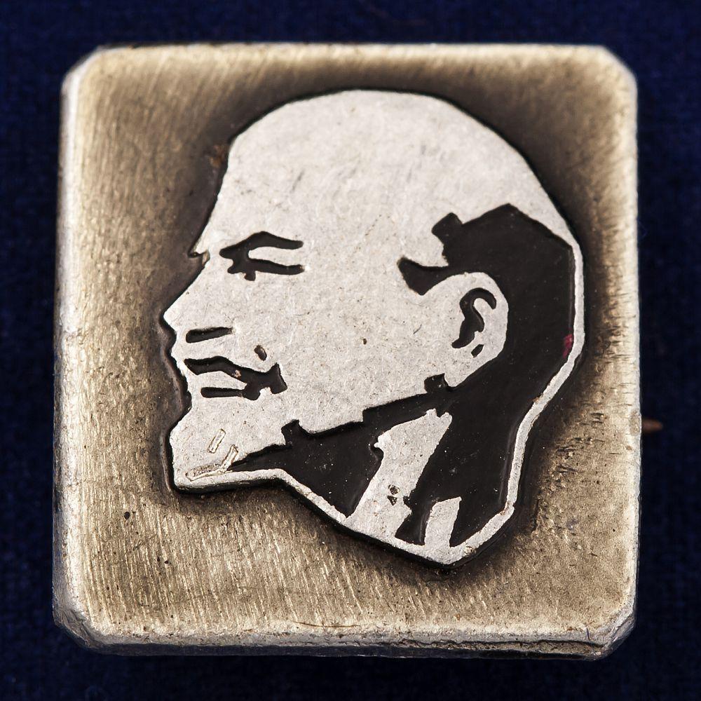 "Значок ""Владимир Ленин"""