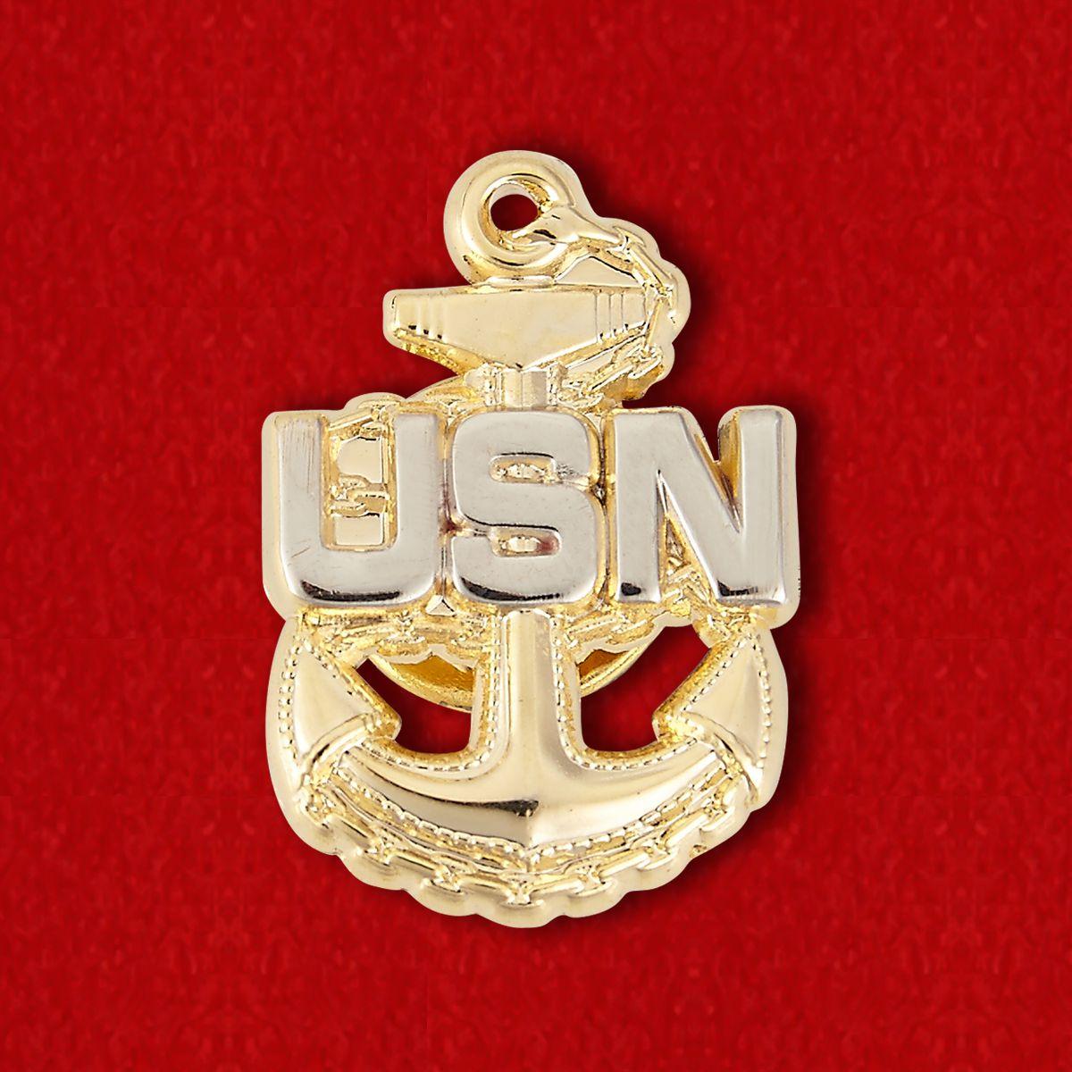 Значок ВМС США