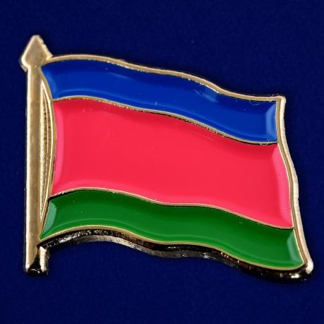 Значок Войска Кубанского-лицевая сторона