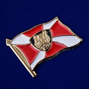 Значок Восточного Регионального Командования ВВ - общий вид