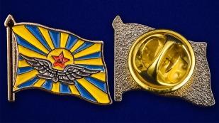 Значок ВВС СССР - аверс и реверс
