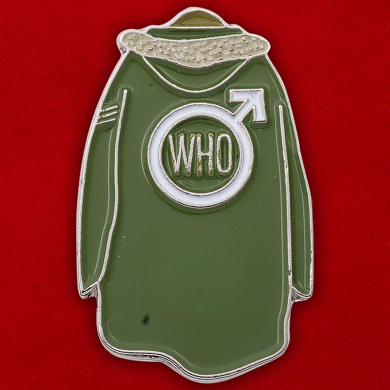 Значок WHO
