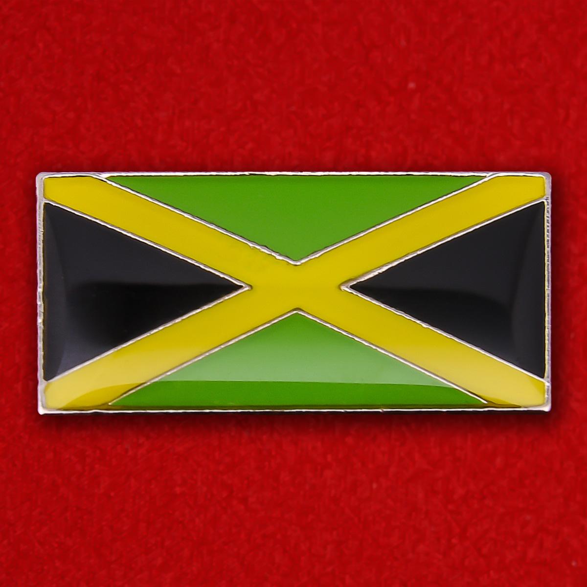 "Значок ""Ямайка"""