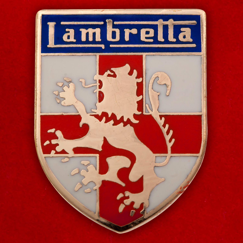 Значок Lambretta