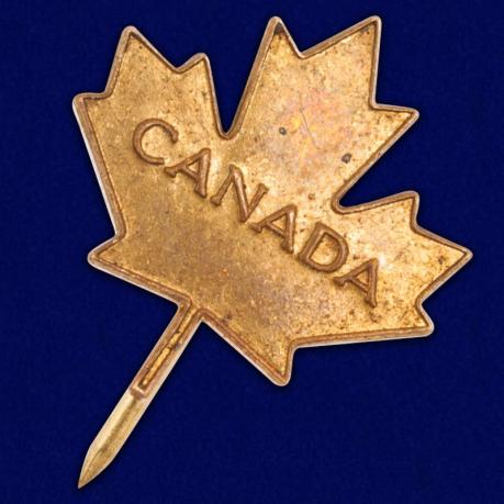 """Значок """"Канада"""""""