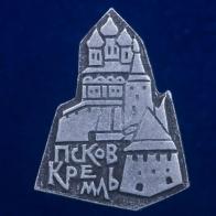 """Значок """"Псков. Кремль"""""""