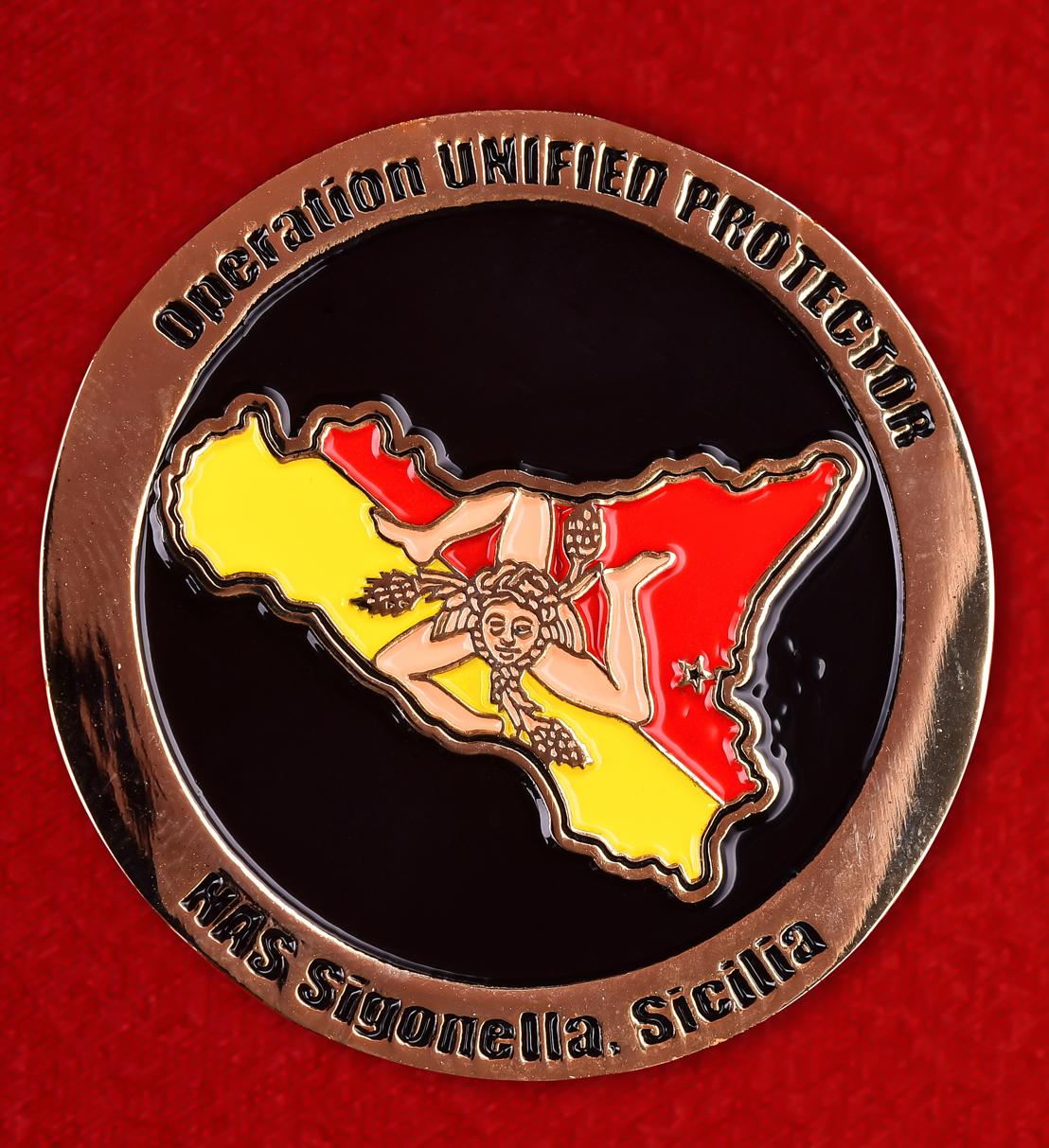 """Знак ВВС США """"324-я Экспедиционная разведывательная эскадрилья"""""""